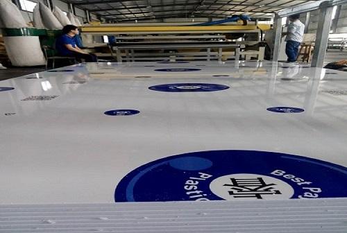 PP瓷白色板