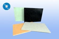 热销黑色蓝色灰色耐高温防静电合成石CDM高级模具隔热板炭纤维板