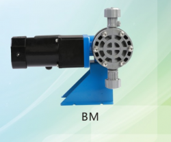 卧式机械式药液定量加药机 BM型