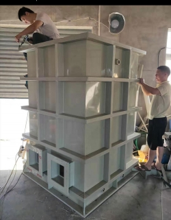 PP水槽电镀槽