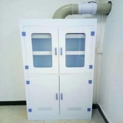 郑州实验室PP试剂柜 药品柜 PP实验台